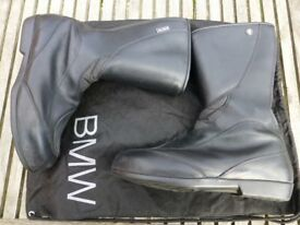 Genuine BMW Goretex motorcycle boots