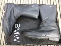 Genuine BMW Goretex motorcycle boots