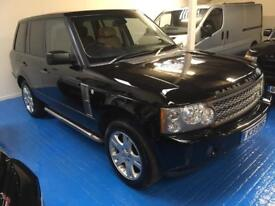 """2005"""" Range Rover vogue Facelift automatic turbo diesel px available"""
