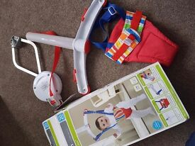 Lindham baby door bouncer