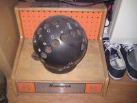 Bowling ball finger sizer , Brunswick