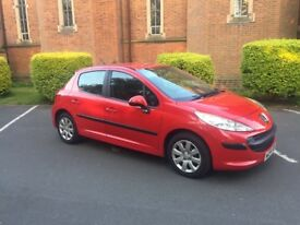 2007 Peugeot 207 S 1.4 Petrol 5dr cheap car