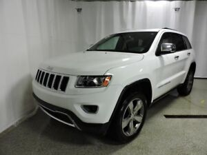 2016 Jeep GRAND CHEROKEE Limited,4x4,cuir,toit,navigation