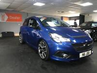Vauxhall Corsa 1.6 i Turbo 16v VXR 3dr NEW MODEL CARBON PACK