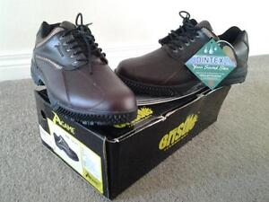 8.5 mens A-GAME tradion golf shoe Peterborough Peterborough Area image 1