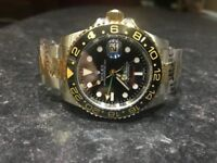 Assortment of brand new Rolex Submariners and GMT II's top spec available