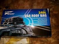 Roof rack bag