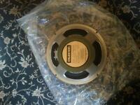 "Celestion 12"" G12M Greenback guitar speakers (PAIR)"
