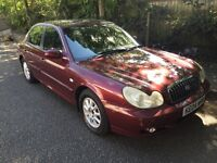 2004 Hyundai Sonata automatic. 80000 miles. Excellent car. Driving perfectly