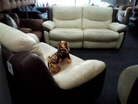 Lazy boy 3*2 recliner sofas tags