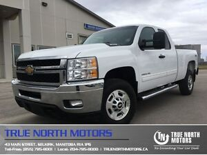 2011 Chevrolet Silverado 2500 LT No Accidents Remote Start