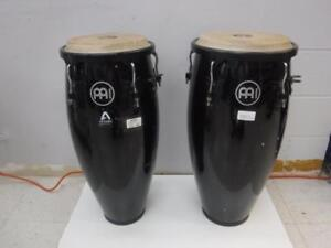 MEINL Conga Drum Set - We Buy and Sell Used Instruments - 117375 - NR1114404