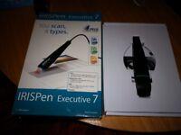 I.R.I.S. IRISPen Executive 7 Pen Scanner