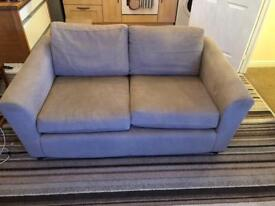 2 and 1 seater sofas for sale!