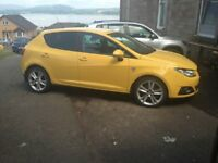 09 PLATE SEAT IBIZA 1.6TDI FOR SALE , FIRST TO SEE WILL BUY