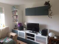 TV Cabinet, Bookcase, cupboards - as-new IKEA Besta