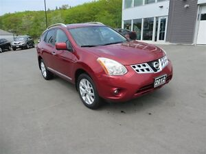 2012 Nissan Rogue SL AWD! NAV! LEATHER! SUNROOF!