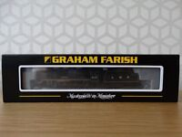 Graham Farish N Gauge - 372-577 - Royal Scot Locomotive 6115 'Scots Guardsman' LMS Black (1946)
