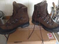 Han wag men's hill boots