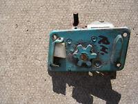 trabant 601 door lock