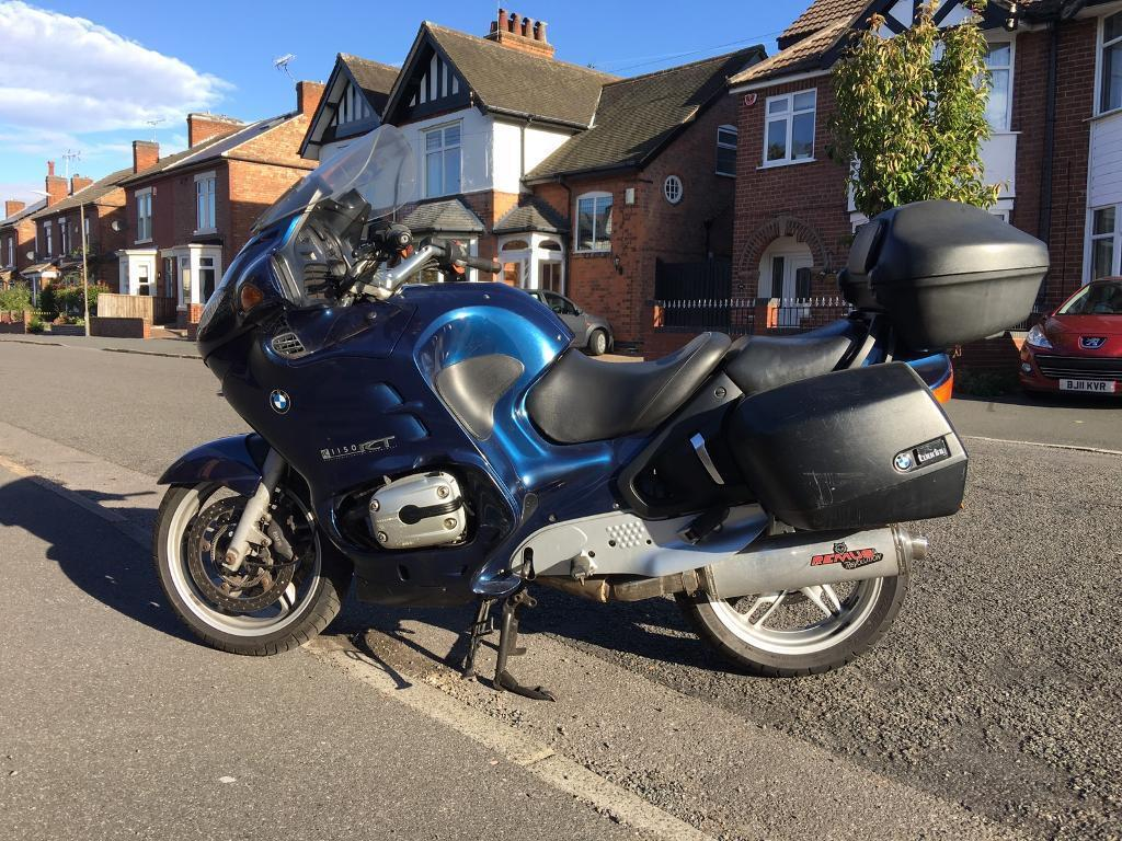 Rebuilt engine at a cost of £2029 Bmw 1150rt 1150 rt tourer with full  luggage panniers | in Derby, Derbyshire | Gumtree