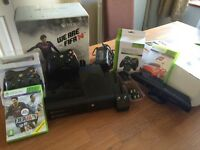 Xbox 360 250GB console and Kinect bundle
