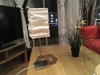 IKEA table lamp with bulb