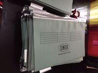 Twin lock Crystal File Classic Suspension File