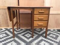Vintage desk/ oak