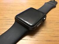Apple Watch Space Grey Aluminium 42mm 1st Gen - Boxed