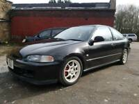 Honda civic coupe bargain