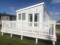 ABI REVELATION 2 BED LUXURY HOLIDAY HOME WITH DECKING AND RAMP BERWICK HOLIDAY PARK NORTHUMBERKLAND