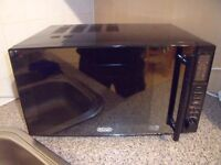 DeLonghi combi microwave 900W - £40