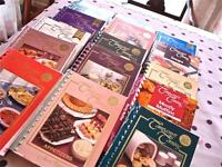 Set of 15 Company's Coming cookbooks n more $15 for all*nr SAIT