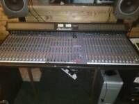 Studiomaster mixdown classic 8 mixing desk