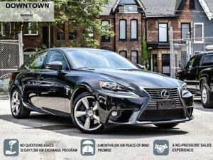 2016 Lexus IS 350 Low Mileage *One Owner & No Accidents*