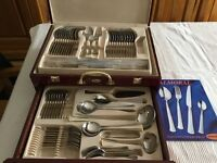 72 pc Elegant Cutlery From Prima Balmoral