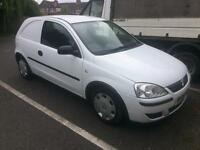 CORSA VAN FULL SERVICE HISTORY LONG MOT CLEAN VAN P/X WELCOME