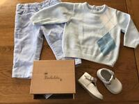 Baby Boy Bundle - 82 Items - Mainly 9-18m - Many Designer Items - Most Barely Used - Total Over £600
