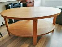 laura ashley coffee table | dining & living room furniture for