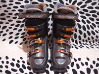 ROSSIGNOL naptural thermo ladies fit SKI BOOT 26 (40.5/7)