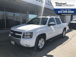2010 Chevrolet Avalanche LT Crew 4x4 *Leather/Sunroof*