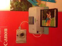 Canon Selphy Compact Photo Printer CP710/CP510