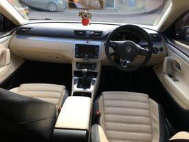 VW Passat CC 2.0 TDI CR 103 kW/ Sport/ DCC/Cruise control/ Service history