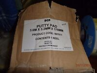 Fire proofing putty pads