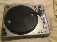 Bush 'DJ' turntable