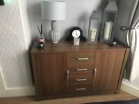Sideboard and coffee table