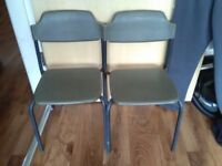 x2 kids Chairs Cheap joblot