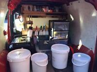 Mobile valeting business setup
