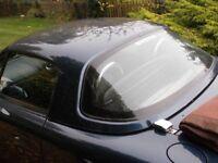 Mazda Mx5 mx 5 mx-5 Eunos mk1 mk2 mk2.5 HARD TOPS. HARDTOPS. BRGreen/Silver. With HRScreen.